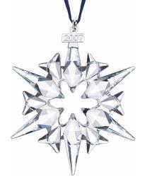 Annual Swarovski 2007 Snowflake Ornament