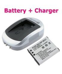 Sony G NP-BG1/ NPBG1 Battery and Charger
