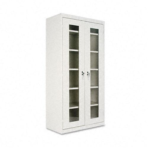 Alera Assembled Storage Cabinet