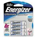 Energizer e Lithium AAA Batteries (Pack of 4)