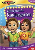 Rock 'N Learn: Getting Ready For Kindergarten (DVD)
