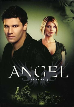 Angel Season 4 (DVD)