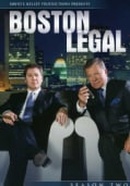 Boston Legal Season 2 (DVD)