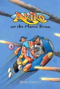 Akiko on the Planet Smoo (Paperback)