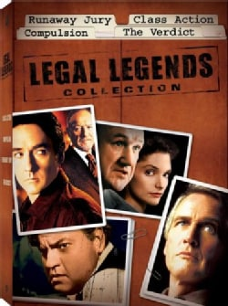 Legal Legends Collection Box Set (DVD)