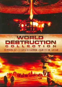 World Destruction Box Set (DVD)