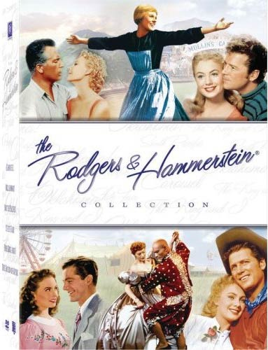 Rodgers & Hammerstein Box Set Collection (DVD)