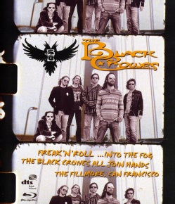Freak 'N' Roll... Into the Fog The Black Crowes All Join Hands (Blu-ray Disc)