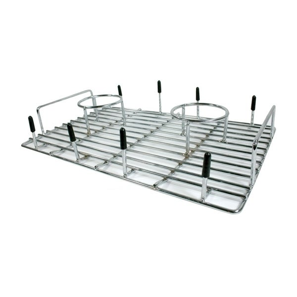 Offex Series Beer Can Double Chicken Roaster 34983475