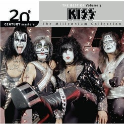 Kiss - 20th Century Masters - The Millennium Collection: The Best of Kiss Vol 3