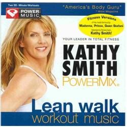 Various - Kathy Smith Powermix: Lean Walk Workout Music