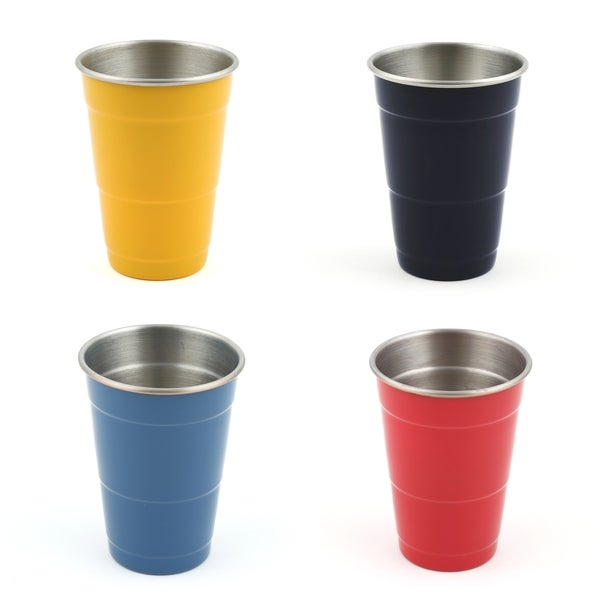 Fiesta 16 ounce Party Cups, Set of 4 35118682