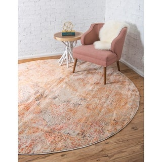 Unique Loom Greylock Asheville Area Rug