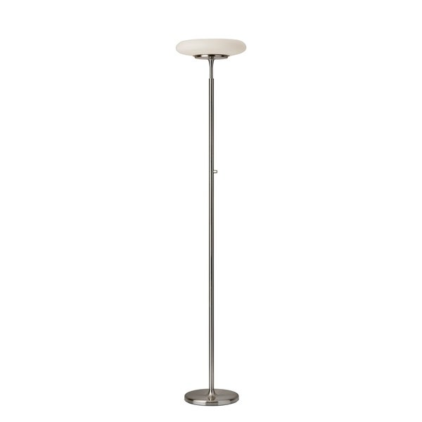 Adesso Hubble LED Torchiere
