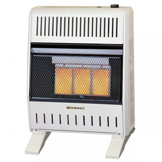 ProCom Dual Fuel Ventless Infrared Heater - 20,000 BTU, Model# MNSD3TPA-BB