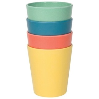 Now Designs Ecologie Cups Fiesta, Set of Four 35167569