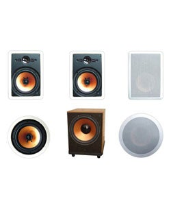 Premier Acoustic PA-8W In-wall Speaker System