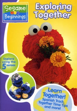 Sesame Beginnings: Exploring Together (DVD)