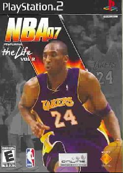 PS2 - NBA 07 Featuring The Life Vol 2
