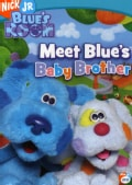Blue's Clues: Blue's Room Meet Blue's Baby Brother (DVD)