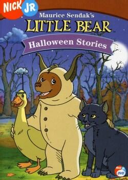 Little Bear: Halloween Stories (DVD)