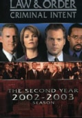 Law & Order: Criminal Intent Season 2 (DVD)