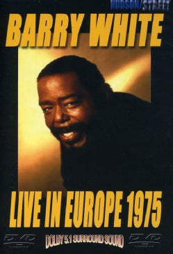 Barry White: Live in Europe (DVD)