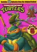 Teenage Mutant Ninja Turtles Vol 6 (DVD)