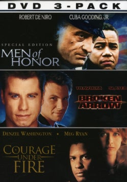Broken Honor 3-Pack (DVD)