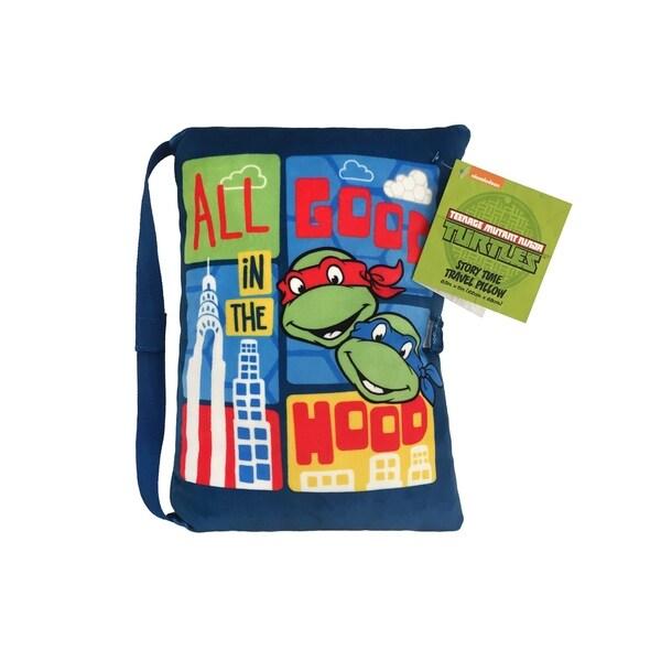 Nickelodeon Teenage Mutant Ninja Turtles Storytime Pillow 35201243
