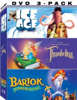 Animated 3-Pack (DVD)