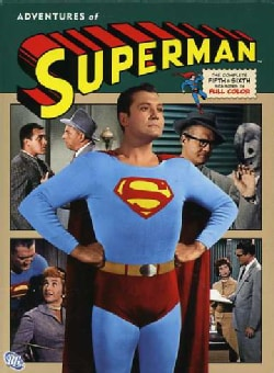 Adventures of Superman: The Complete 5th & 6th Seasons (DVD)