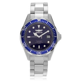 Invicta Pro Diver SQ Men's Quartz Steel Watch