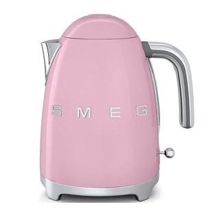 Smeg KLF03PKUS 50's Retro Style Electric Kettle Pink