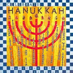 Various - Celebrate Hanukkah