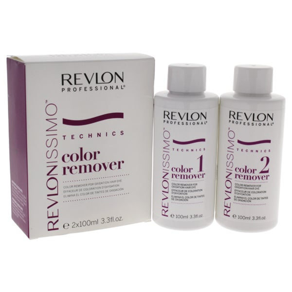 Revlon issimo Color Remover 3.3-ounce Color Remover No1 & No2 Set 35285130