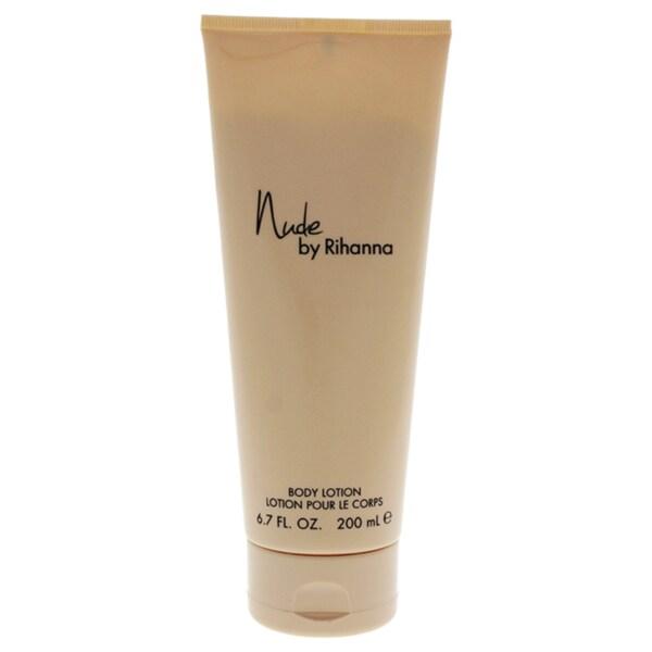 Rihanna Nude Women's 6.7-ounce Body Lotion 35285173