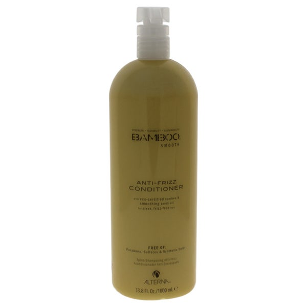 Alterna Bamboo Smooth 33.8-ounce Anti-Frizz Conditioner 35285548