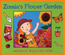 Zinnia's Flower Garden (Paperback)