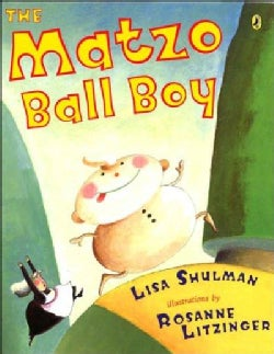 The Matzo Ball Boy (Paperback)