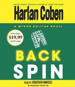 Back Spin (CD-Audio)