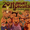 20 Hungry Piggies (Hardcover)
