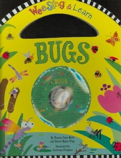Wee Sing & Learn Bugs (Novelty book)