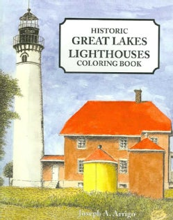 Historic Great Lakes Lighthouses (Paperback)
