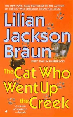 The Cat Who Went Up the Creek (Paperback)