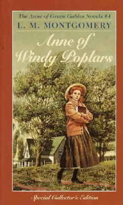 Anne of Windy Poplars (Paperback)
