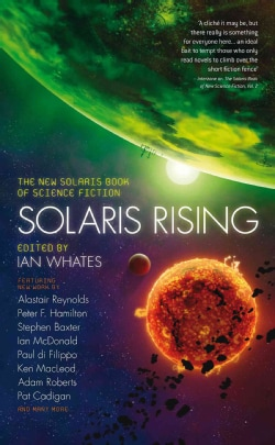 The Solaris Book of New Science Fiction (Paperback)
