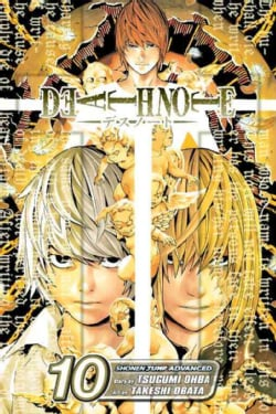 Death Note 10 (Paperback)