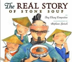 The Real Story of Stone Soup (Hardcover)
