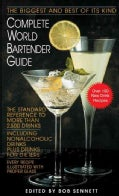 Complete World Bartender Guide (Paperback)